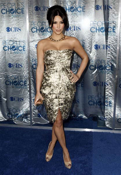 Vedete la People's Choice Awards 2011