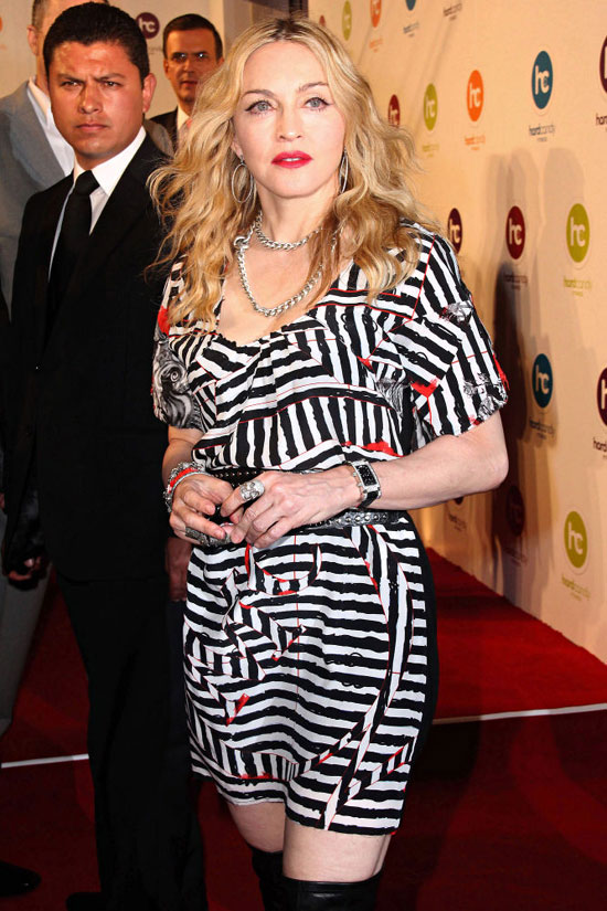 Madonna cauta o noua Material Girl