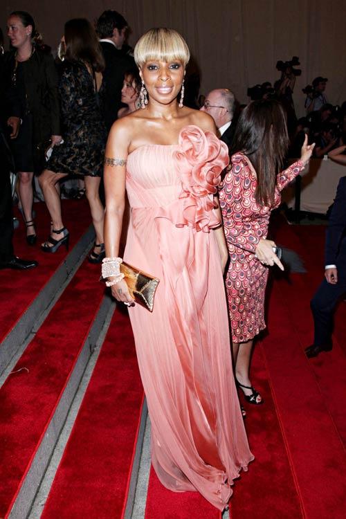 """Mary J. Blige: 'Parfumul este un accesoriu important"""""""
