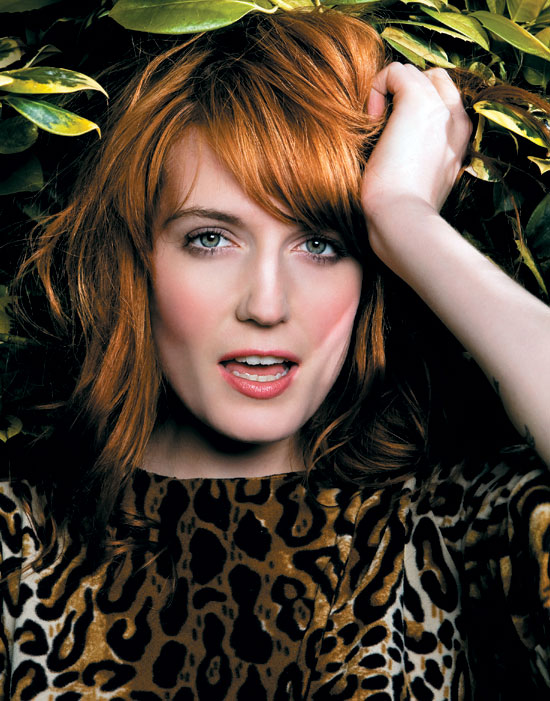 Masinaria Florence Welch