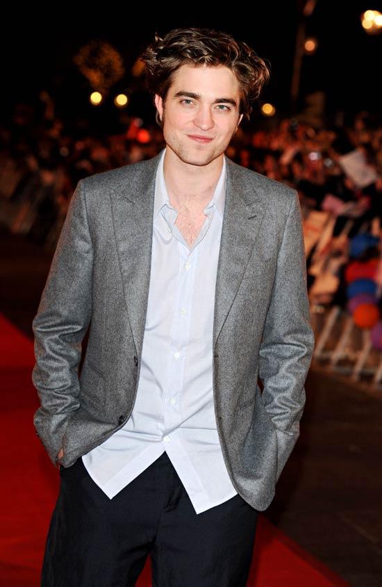 Robert Pattinson, sotul lui Marion Cottilard