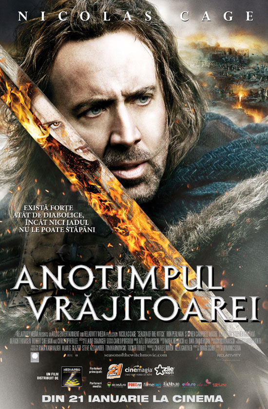 Anotimpul Vrajitoarei (film)