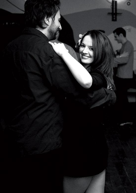 Curs de tango argentinian