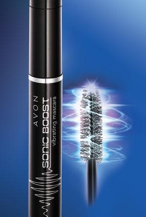 Revolutie in make-up: Sonic Boost Vibrating Mascara – perie cu vibratii