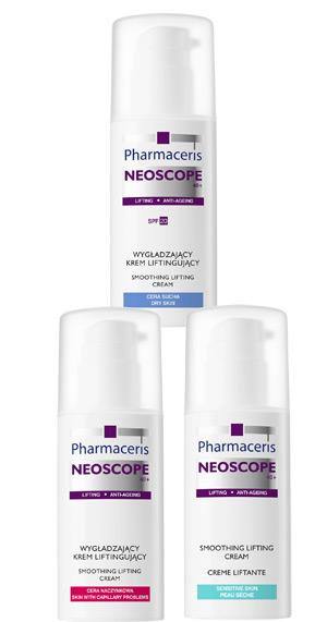 Pharmaceris Neoscope pentru tenul matur: cuperozic, uscat sau sensibil
