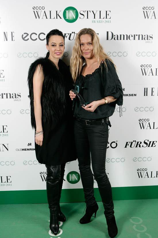 ECCO a donat 33.500 de euro la evenimentul Walk In Style