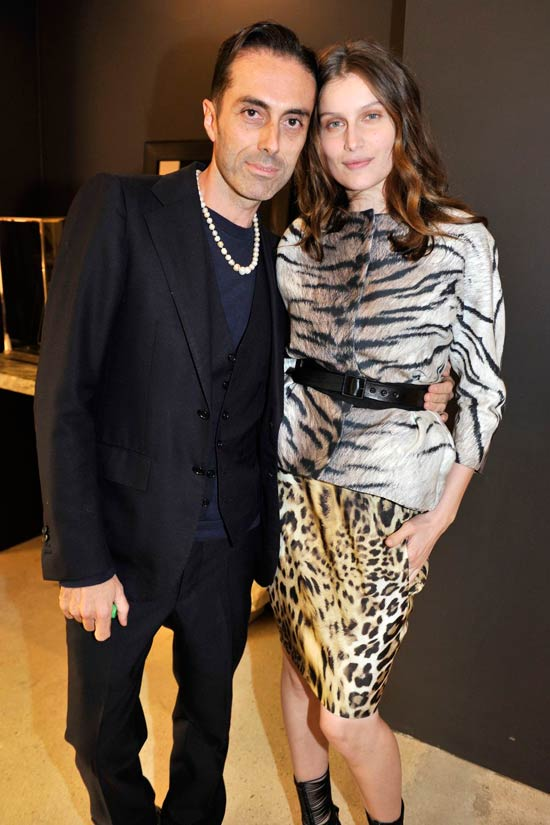 Inaugurarea Giambattista Valli Boutique din Paris