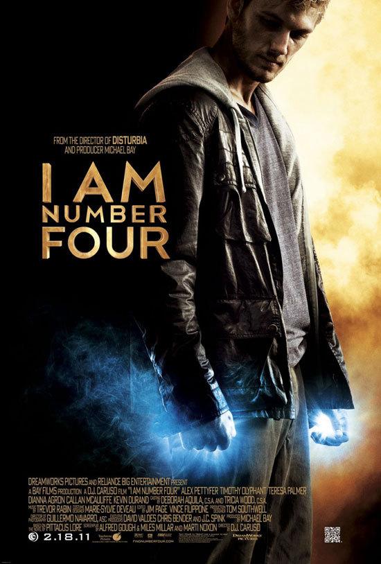 Numarul patru (film)
