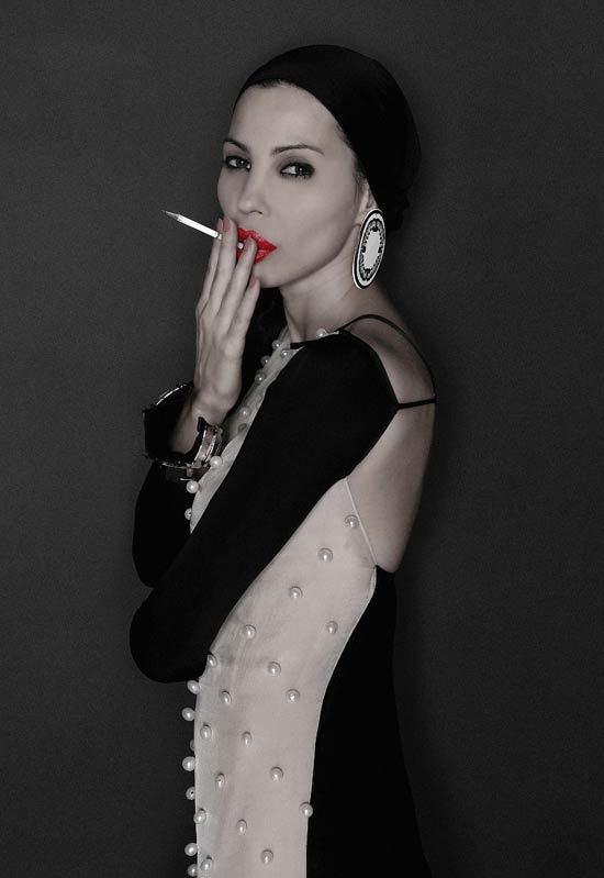 "Vogue Italia: ""I feel love…"", Ingrid Vlasov si Lady Gaga"
