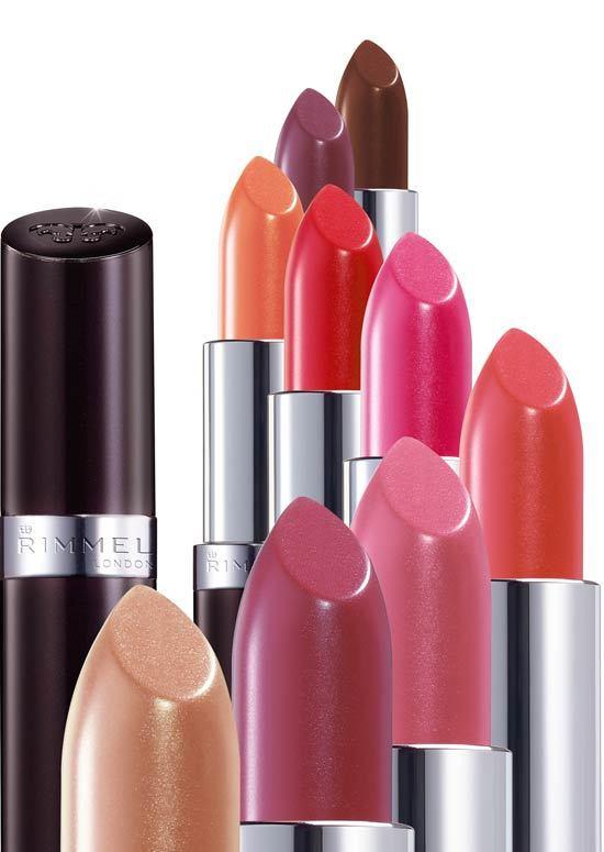 Noul Lasting Finish Lipstick, de la Rimmel