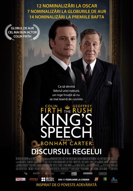 Discursul regelui (film)