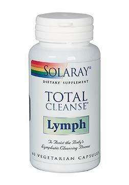 Total Cleanse Lymph, formula complexa pentru detoxifierea limfatica