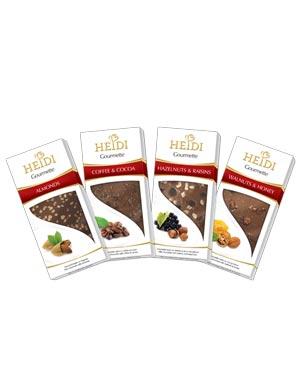 Heidi lanseaza Gourmette pentru iubitorii de ciocolata rafinata