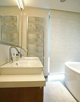 Design interior intraznet in apartamentul unui arhitect