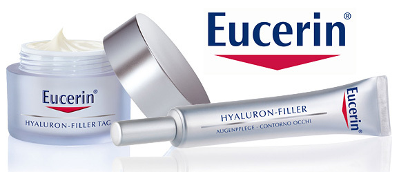 Aboneaza-te la newsletter si castiga creme anti-rid EUCERIN din gama Hyaluron-Filler (saptamana 2)!