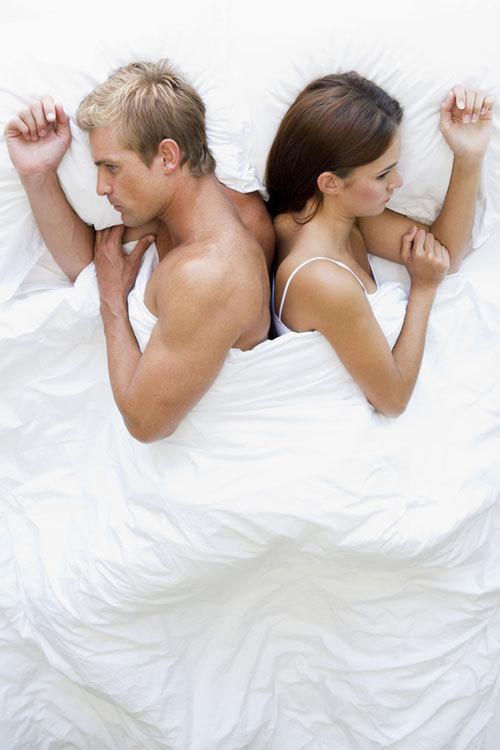 Abstinenta involuntara in cuplu