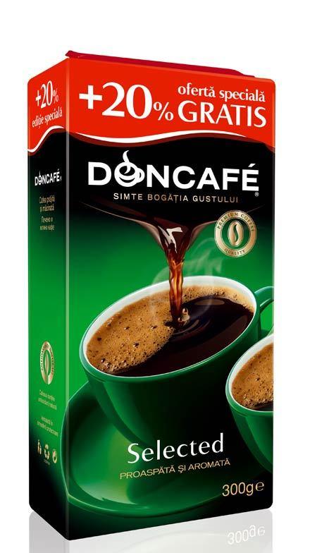 Doncafé – un cadou perfect pentru 8 martie