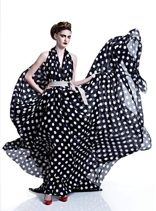 Editorial Fashion: Spring-summer Trends