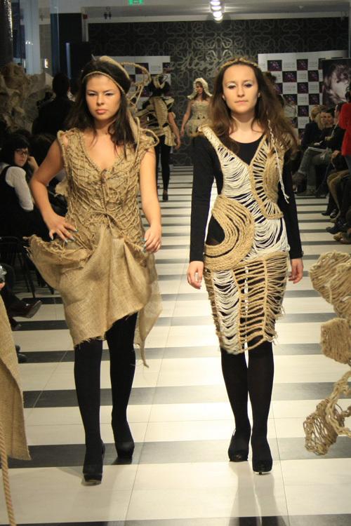 FASHION START – spectacol de moda al tinerilor designeri romani