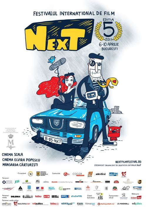 Festivalul International de Film Next, la a cincea editie