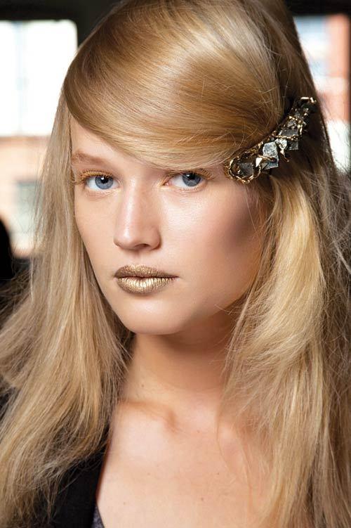Beauty trends: Clame de par