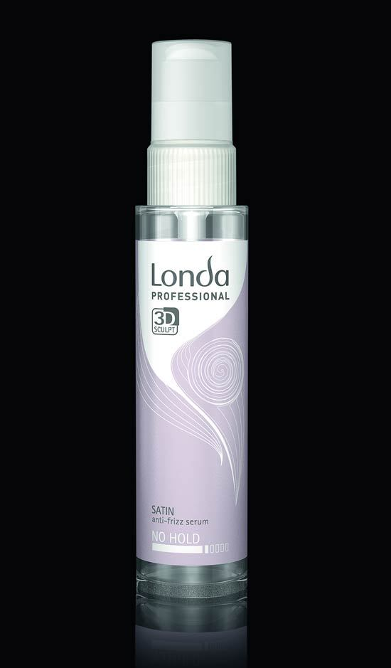 Satin Anti Frizz Serum, de la Londa Professional