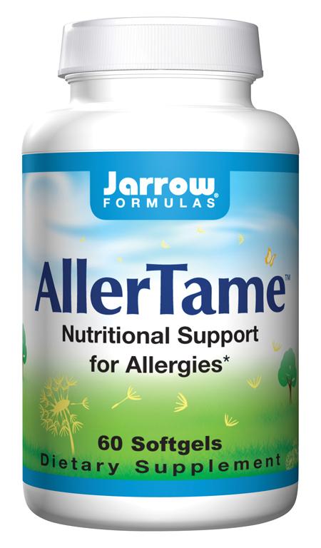 Lupta natural impotriva alergiilor cu AllerTame de la Secom
