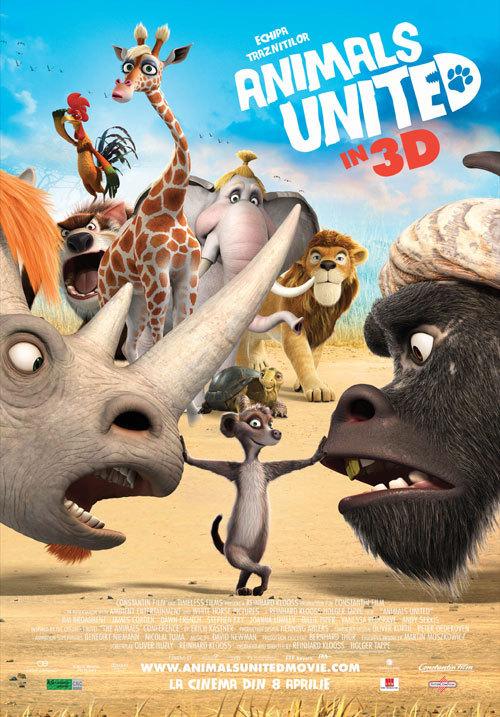 Animals United: Echipa trasnitilor (film)