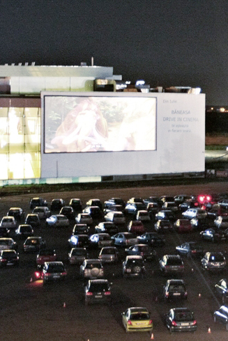 Se redeschide Baneasa Drive In Cinema
