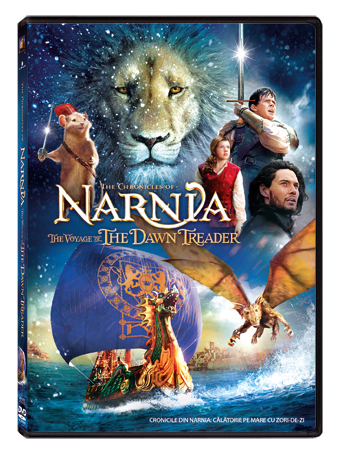 """""""The Chronicles of Narnia: The Voyage of the Dawn Treader"""", disponibil pe DVD"""