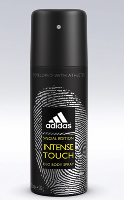 Adidas Intense Touch Special Edition