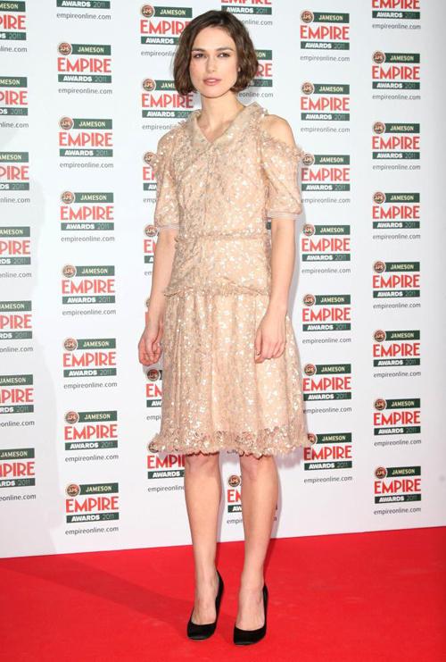 Keira Knightley, indragostita de un rocker