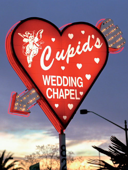 Nunta in Las Vegas