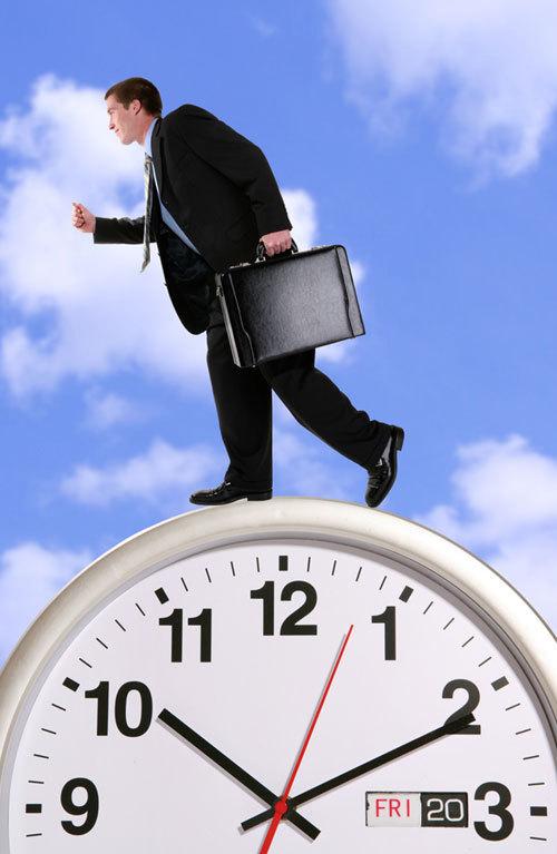 Overachievers – Generatia pentru care timpul nu e destul