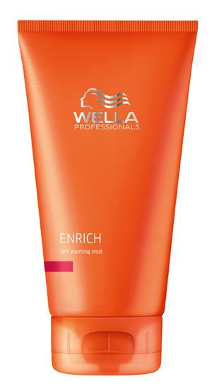 Enrich Self Warming Treatment – tratament pentru par de la Wella