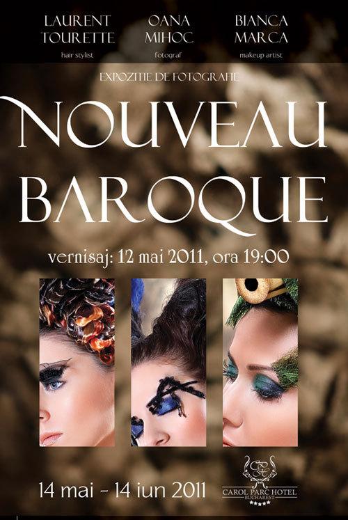 Nouveau Baroque – expozitie de fotografie conceptuala