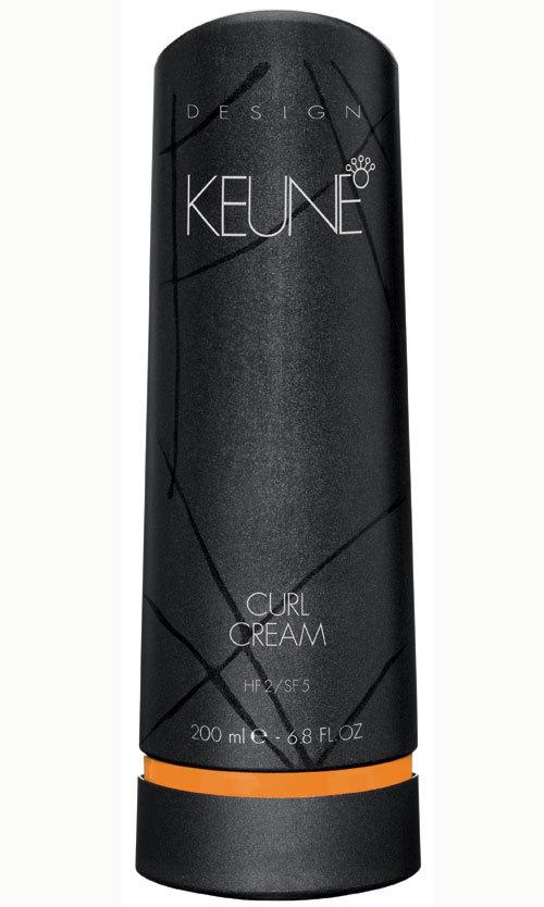 Curl Cream, de la Keune – pentru bucle de senzatie