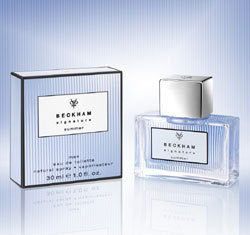Signature Summer for Him & Her, parfumuri in editie limitata David si Victoria Beckham