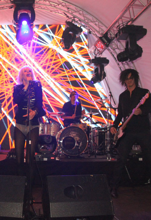Vive la Fete – concert incendiar in Gaia Boutique Club