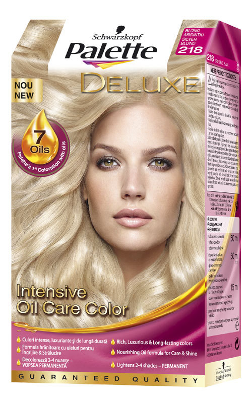 Palette Deluxe Intensive Oil Care Color – o noua dimensiune a culorilor