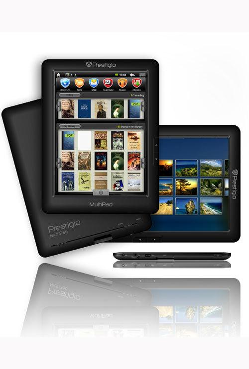 Gama de tablete Prestigio MultiPad, acum in Romania
