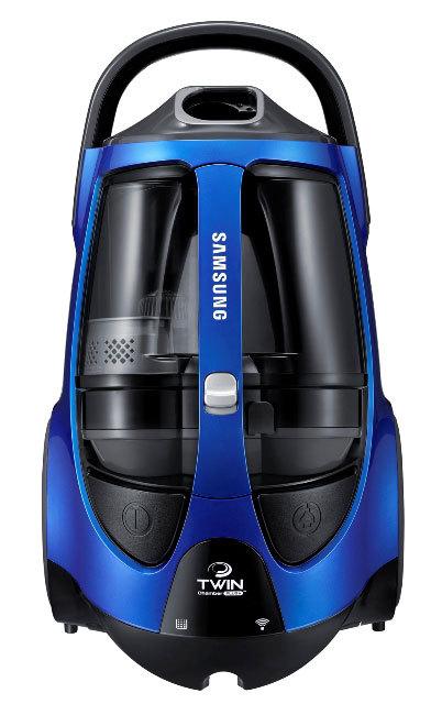 O noua familie de aspiratoare ultraperformante Samsung