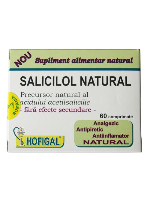 Salicilol, aspirina naturala fara efecte secundare, de la Hofigal