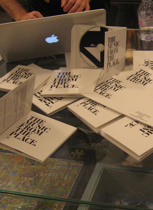 The Place Concept Store a lansat o compilatie muzicala