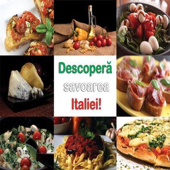 Pentru gurmanzi: Saptamanile bucatariei Italiene