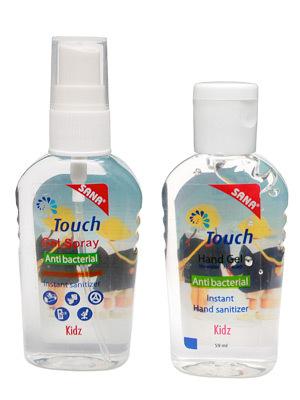 Touch Kidz pentru igiena si sanatatea copiilor