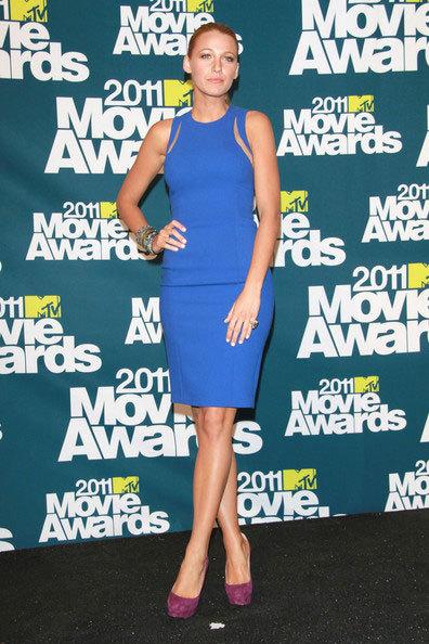 Vedete la MTV Movie Awards 2011 (galerie foto)