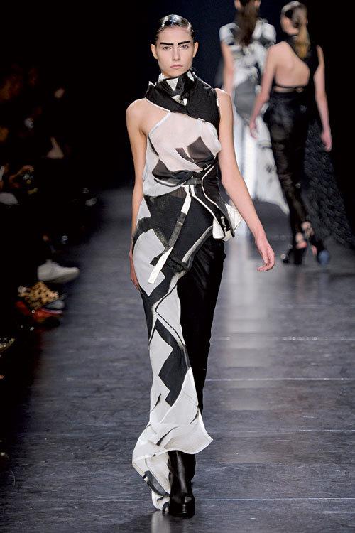 Tendinte moda: Black & white