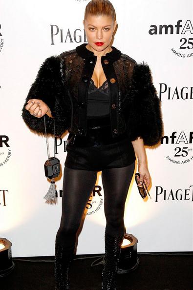 Vedete la amfAR Inspiration Gala din Paris