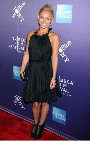 """Hollywood Style: vedetele si """"The little black dress"""""""